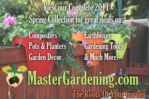 Post image for MasterGardening.com Sponsor Profile