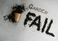 Thumbnail image for 3 Reasons Your Garden Will Fail This Year
