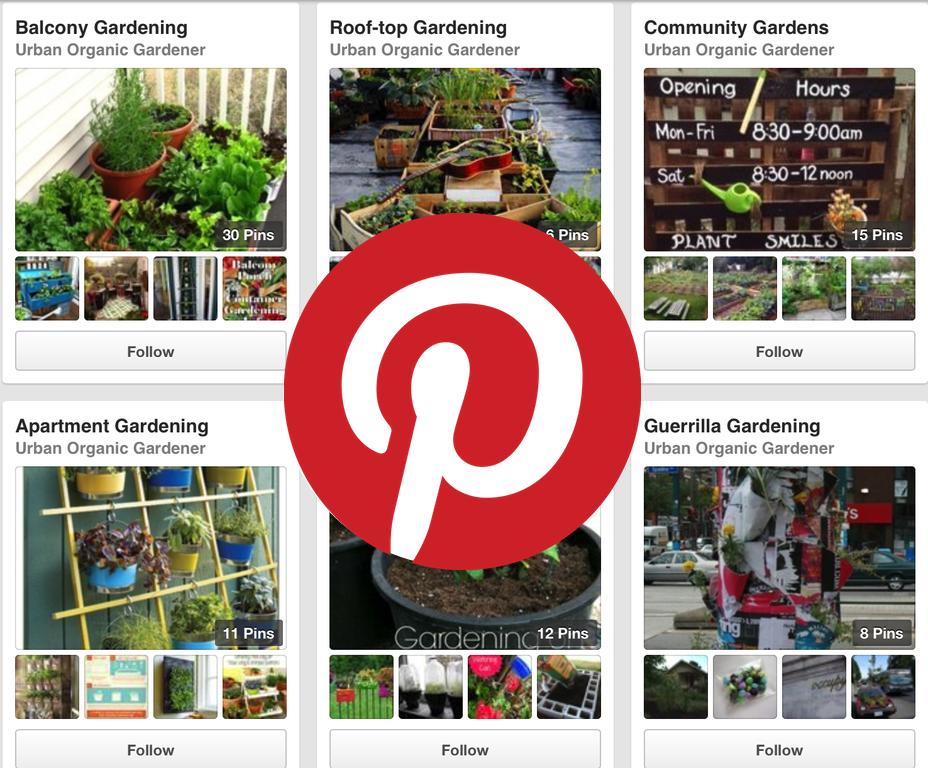 Uog Is On Pinterest Urban Organic Gardener
