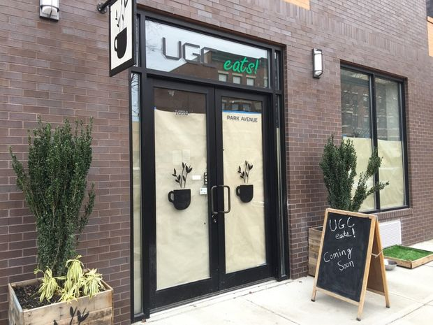 Urban Garden Center To Open A New Organic Cafe Urban