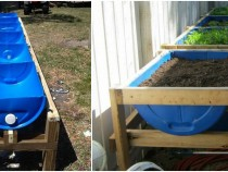 Superbe How To Turn Barrel Drums Into Raised Garden Beds   Urban Organic Gardener