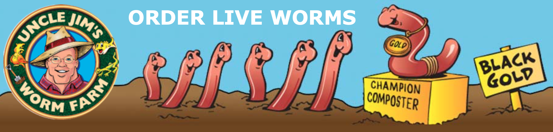 ¿Los gusanos son BUENOS o MALOS para un huerto?